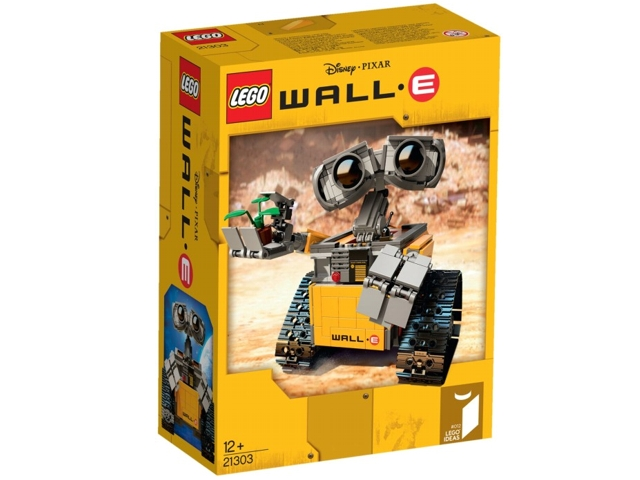 LEGO Ideas (CUUSOO): WALL•E set 21303