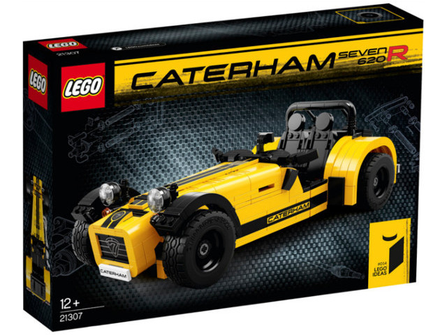 LEGO Ideas (CUUSOO) Caterham Seven 620R set 21307
