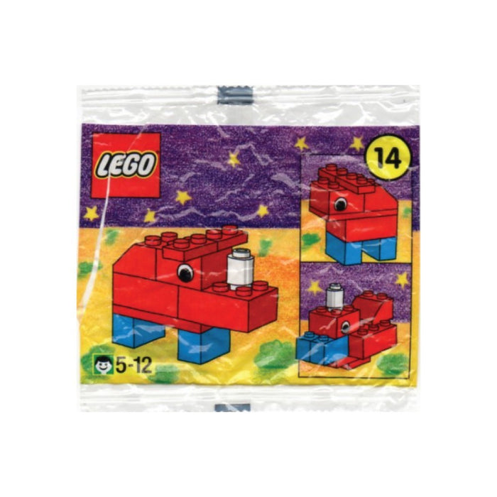 LEGO Polybag - Rhinoceros set 2165