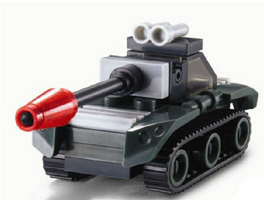 Mini-Battle-Tank-assembled-100%-LEGO®-Compatible-offered-by-Brick-Loot