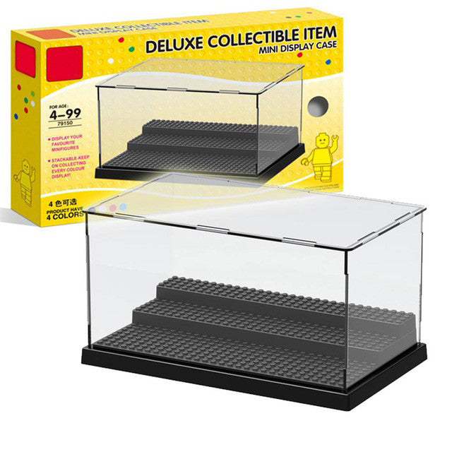 Large Minifigure Display Case for LEGO and Other Major Brand Minifigs b5e0ed72f