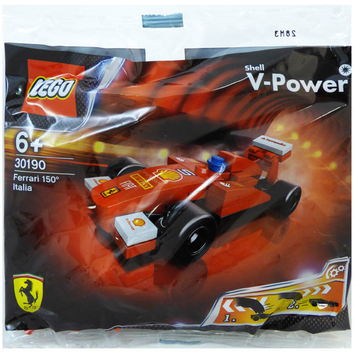 LEGO Polybag - Exclusive Shell V-Power Collection Ferrari 150° Italia set 30190