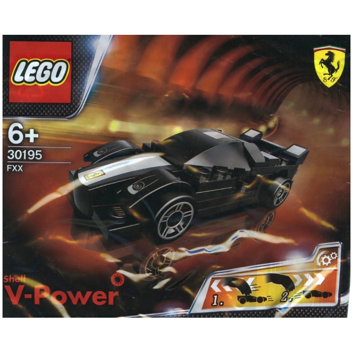 LEGO Polybag - Exclusive Shell V-Power Collection Ferrari FXX set 30195