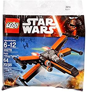 LEGO Polybag - Star Wars Episode 7 Poe's X-Wing Fighter set 30278