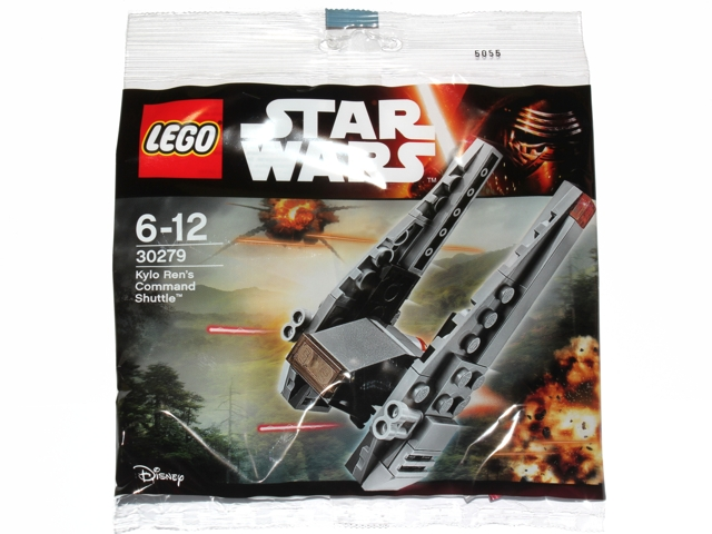 LEGO Polybag -  Star Wars Episode 7 Kylo Ren's Command Shuttle set 30279