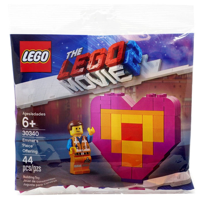 LEGO Polybag - The LEGO Movie 2 Emmet's Peace Offering set 30340