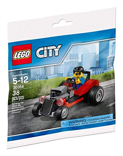 LEGO Polybag - Hot Rod set 30354