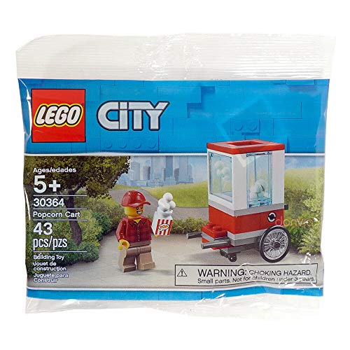 LEGO Polybag - Popcorn Cart set 30364