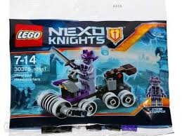 LEGO Polybag - Nexo Knights Shrunken Headquarters set 30378