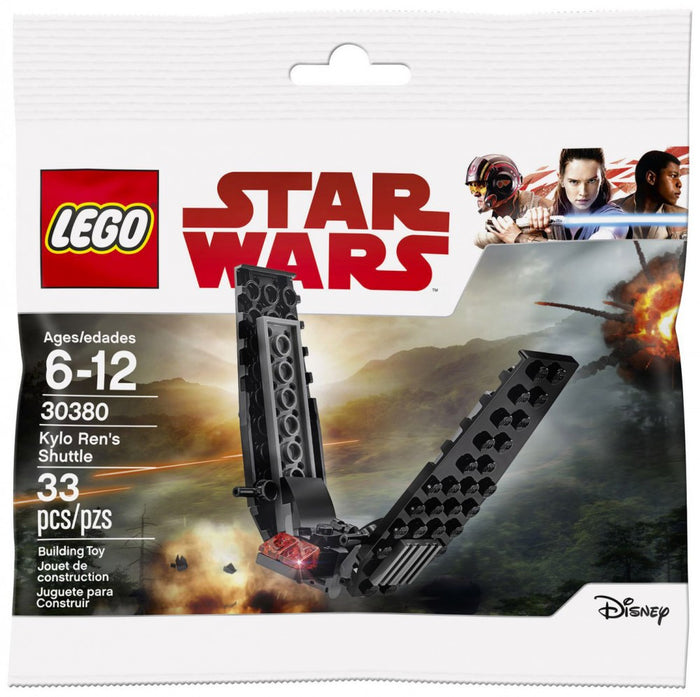 LEGO Polybag - Star Wars Kylo Ren's Shuttle set 30380