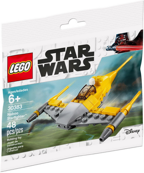 LEGO Polybag - Star Wars Naboo Starfighter set 30383