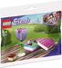 LEGO Polybag - Friends Chocolate Box & Flower set 30411