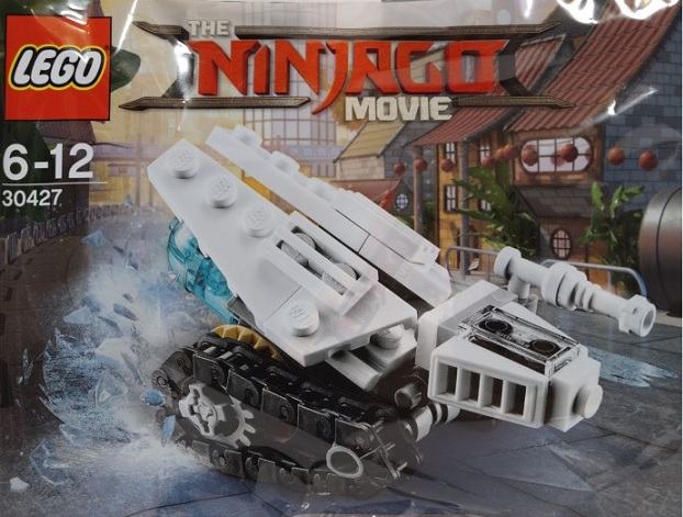 LEGO Polybag -  The LEGO Ninjago Movie Ice Tank set 30427