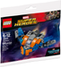 LEGO Polybag - Super Heroes: Guardians of the Galaxy Vol.2 The Milano set 30449
