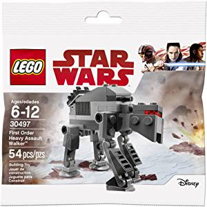 LEGO Polybag -  Star Wars Episode 8 First Order Heavy Assault Walker set 30497