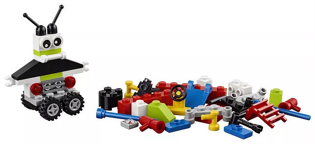 LEGO Polybag -  Robot/Vehicle Free Builds set 30499