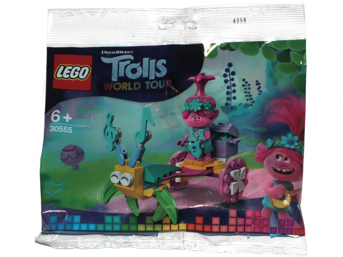 LEGO Trolls World Tour: Poppy's Carriage polybag 30555
