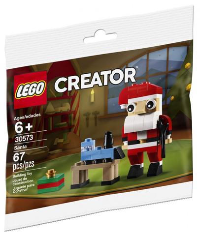 LEGO Polybag - Christmas Santa set 30573