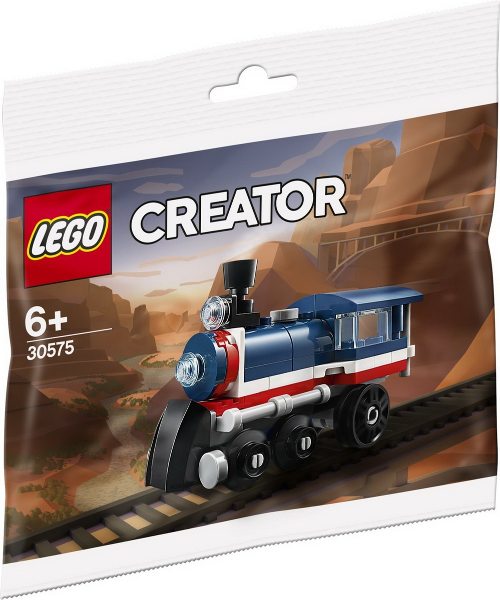 LEGO Polybag - Creator Train set 30575