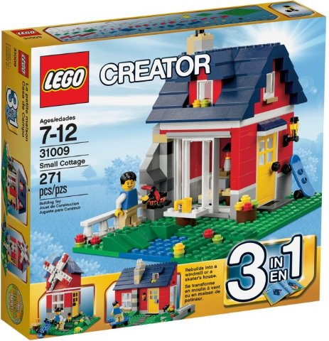 LEGO Creator Small Cottage set 31009