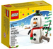 LEGO Holiday & Event: Christmas: Snowman set 40093