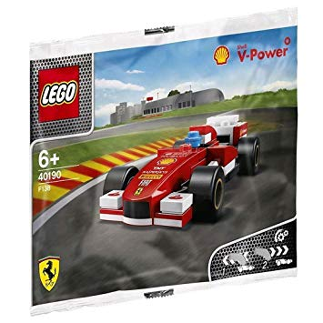LEGO Polybag - Exclusive Shell V-Power Collection Ferrari F138 set 40190