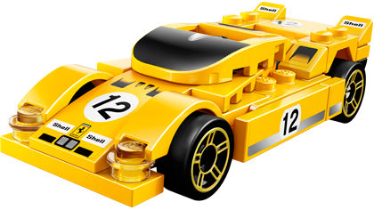 LEGO Polybag - Exclusive Shell V-Power Collection Ferrari 512 S set 40193