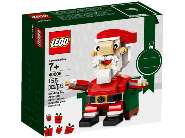 LEGO Holiday & Event: Christmas: Santa set 40206