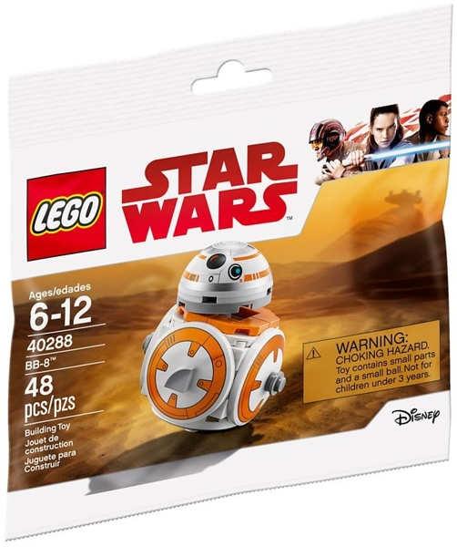 LEGO Polybag -  Star Wars Episode 7: BB-8 - Mini polybag 40288
