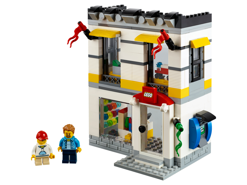 LEGO-Brand-Store-Exclusive-set-40305-assembled-sold-by-Brick-Loot