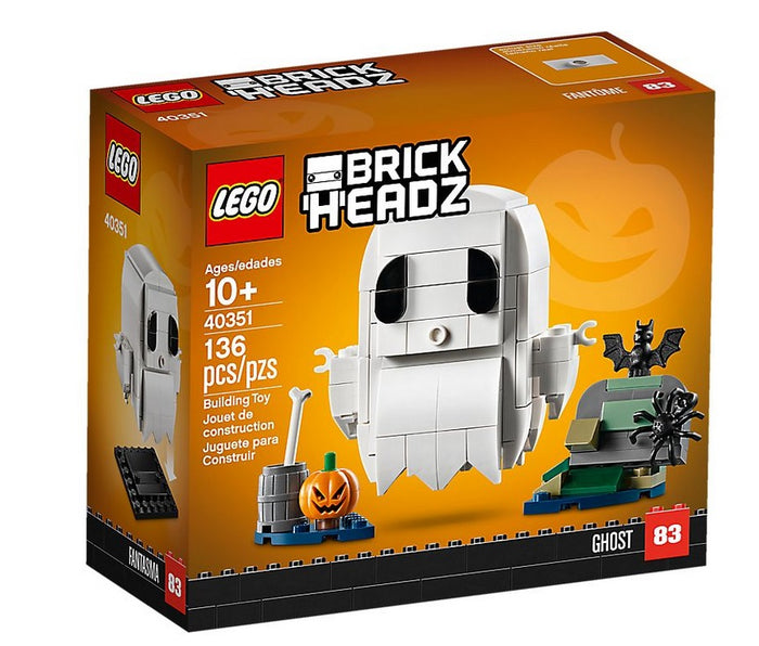 LEGO BrickHeadz: Holiday & Event: Halloween: Ghost set 40351