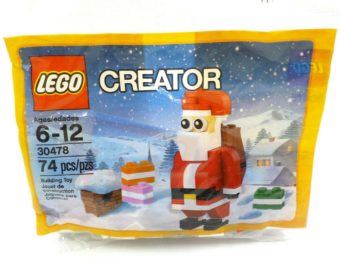 LEGO Polybag - Creator Jolly Santa Claus set 30478