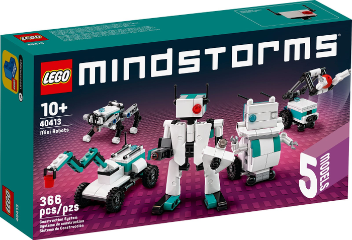LEGO Mindstorms: Mini Robots set 40413