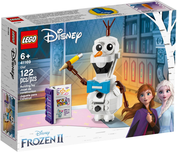 LEGO Disney: Frozen II: Olaf set 41169