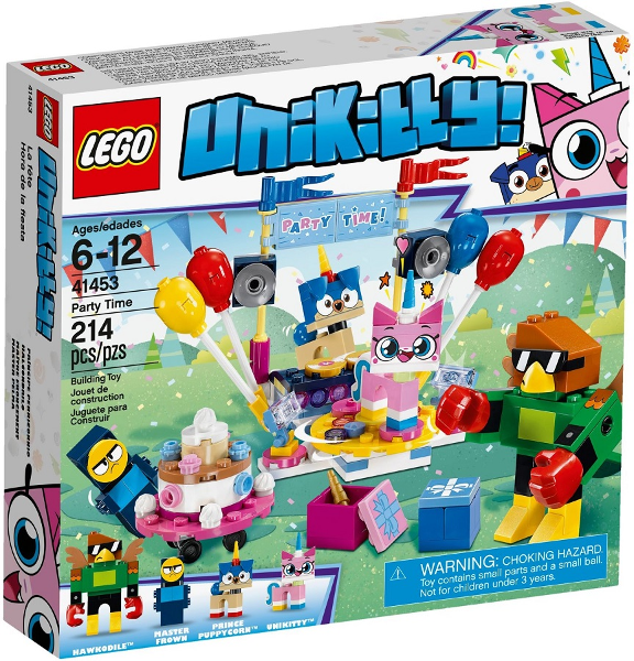 LEGO Unikitty: Party Time set 41453