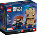 LEGO Super Heroes: Guardians of the Galaxy: Groot & Rocket BrickHeadz 41626  - CEO Parker's LEGO Collection - Brand NEW Sealed