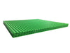 "Baseplate Bundle - 4 pack of GREEN 32x32 - 10"" x 10"" Base Plates"