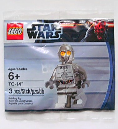 LEGO Polybag -  Star Wars Episode 1 TC-14 set 5000063