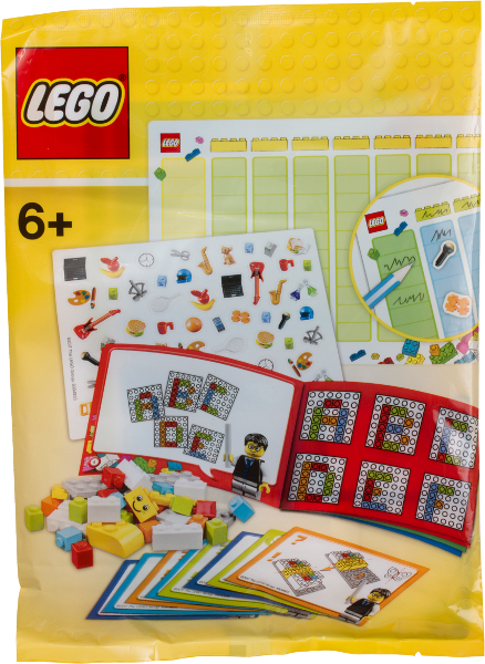 LEGO Polybag -  Educational & Dacta: Build to Learn Pack polybag set 5004933