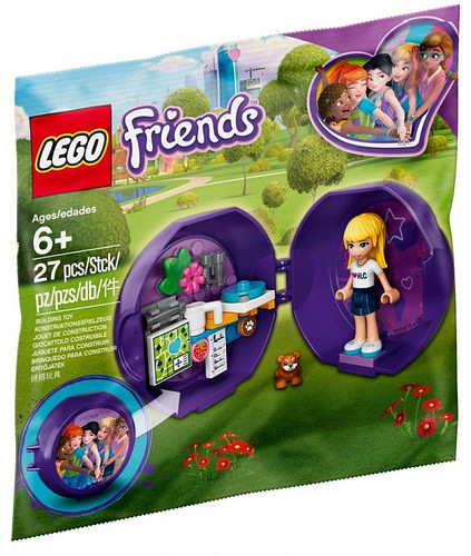 LEGO Polybag - Friends Clubhouse polybag set5005236