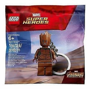 LEGO Teen Groot Key Chain set 5005244