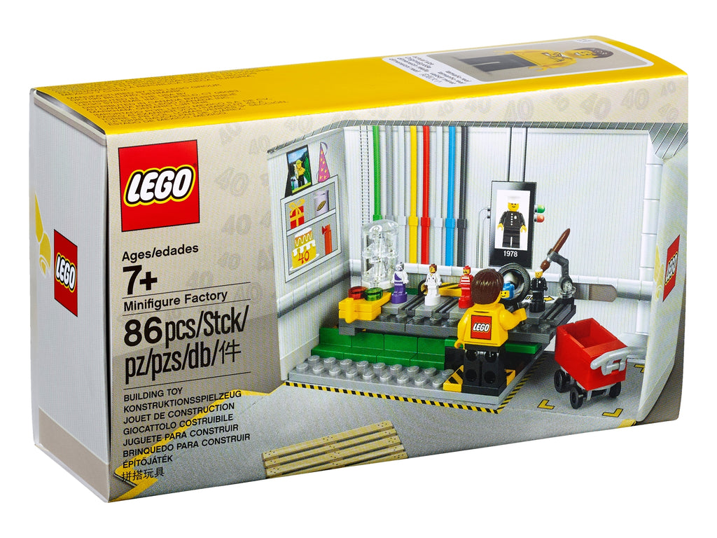 LEGO Minifigure Factory set 5005358