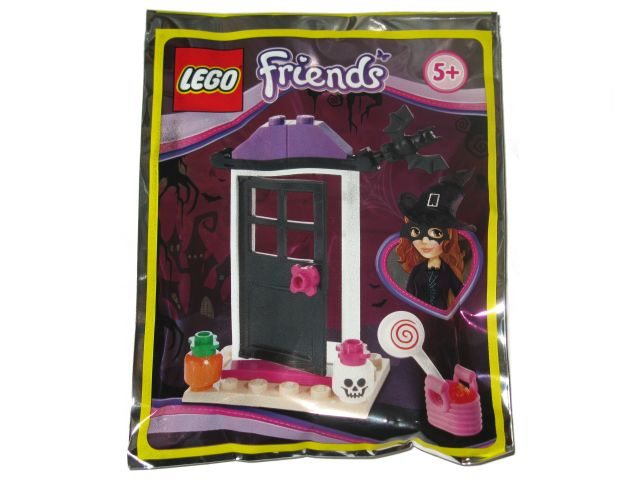 LEGO Polybag - Holiday and Event: Halloween: Friends Trick or Treat foil pack 561510