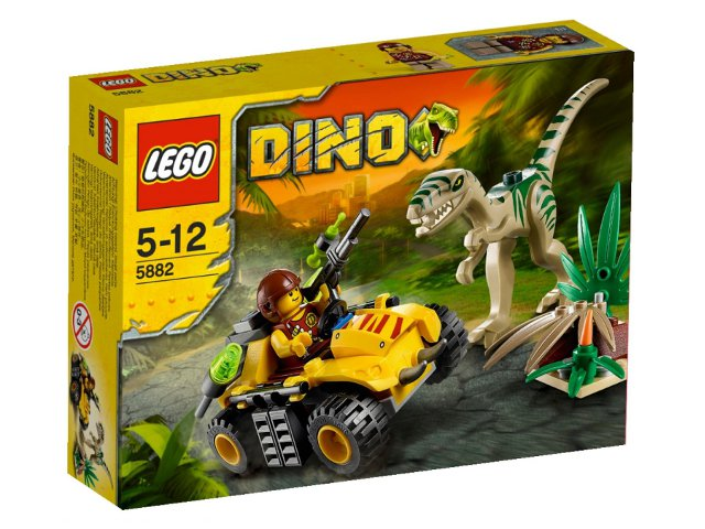 LEGO Dino Ambush Attack set 5882