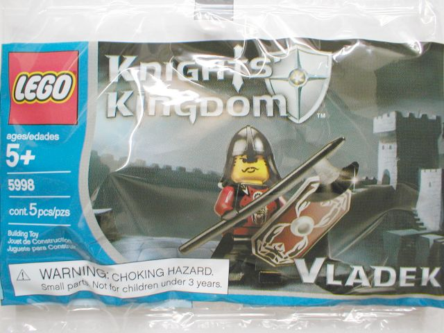LEGO Polybag -  Castle: Knights Kingdom II: Vladek set 911841
