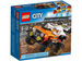 LEGO City: Race: Stunt Truck set 60146