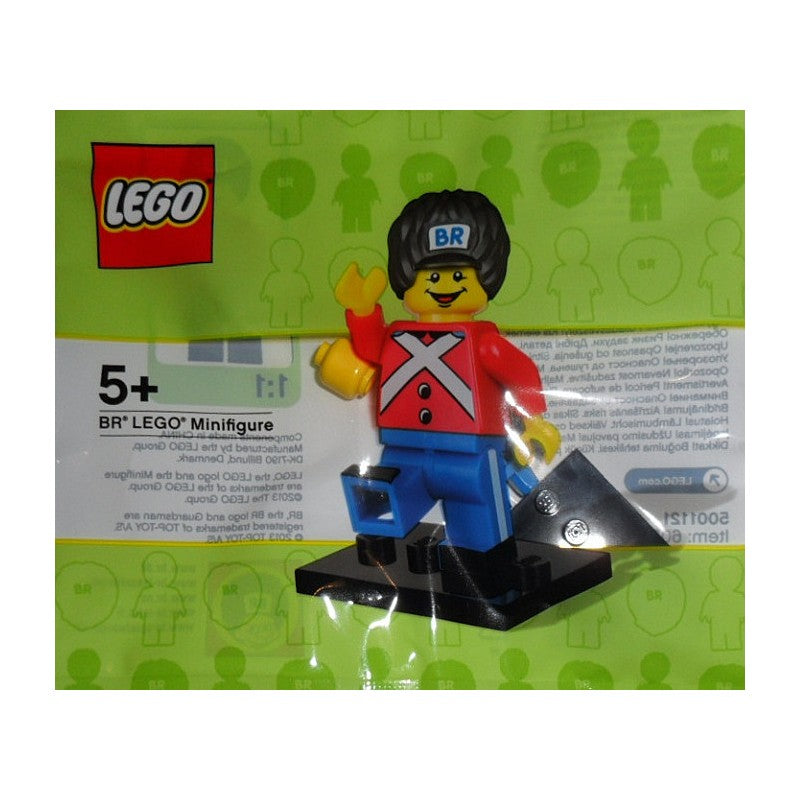 LEGO Polybag - BR Minifigure Exclusive set 6030341