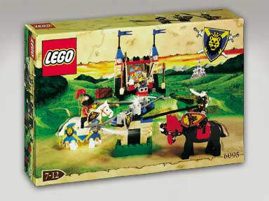 LEGO Castle: Knights Kingdom I: Royal Joust set 6095