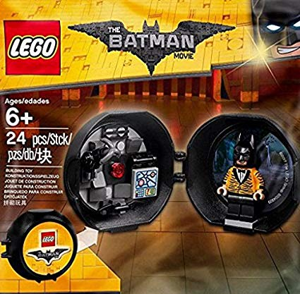 LEGO Polybag - The LEGO Batman Movie Batman Battle Pod set 5004929