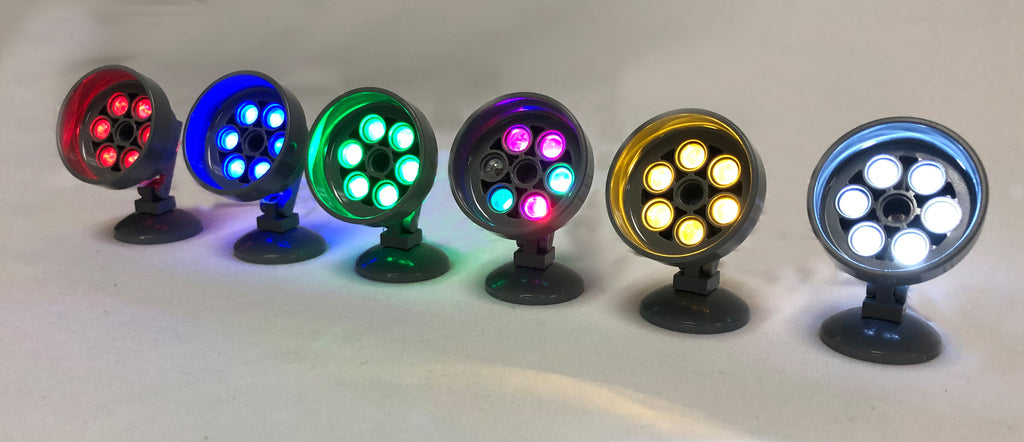 Led Spot Lights Create Your Own Led String Works With